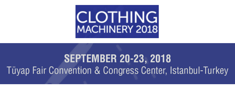 Clothing Machinery 2018